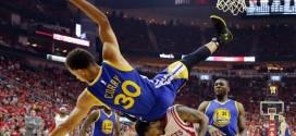 Stephen Curry: C'était la chute la plus effrayante que j'ai faite