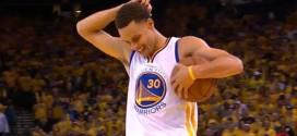 Stephen Curry mécontent de son amende