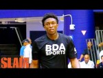 Draft: le workout de Stanley Johnson