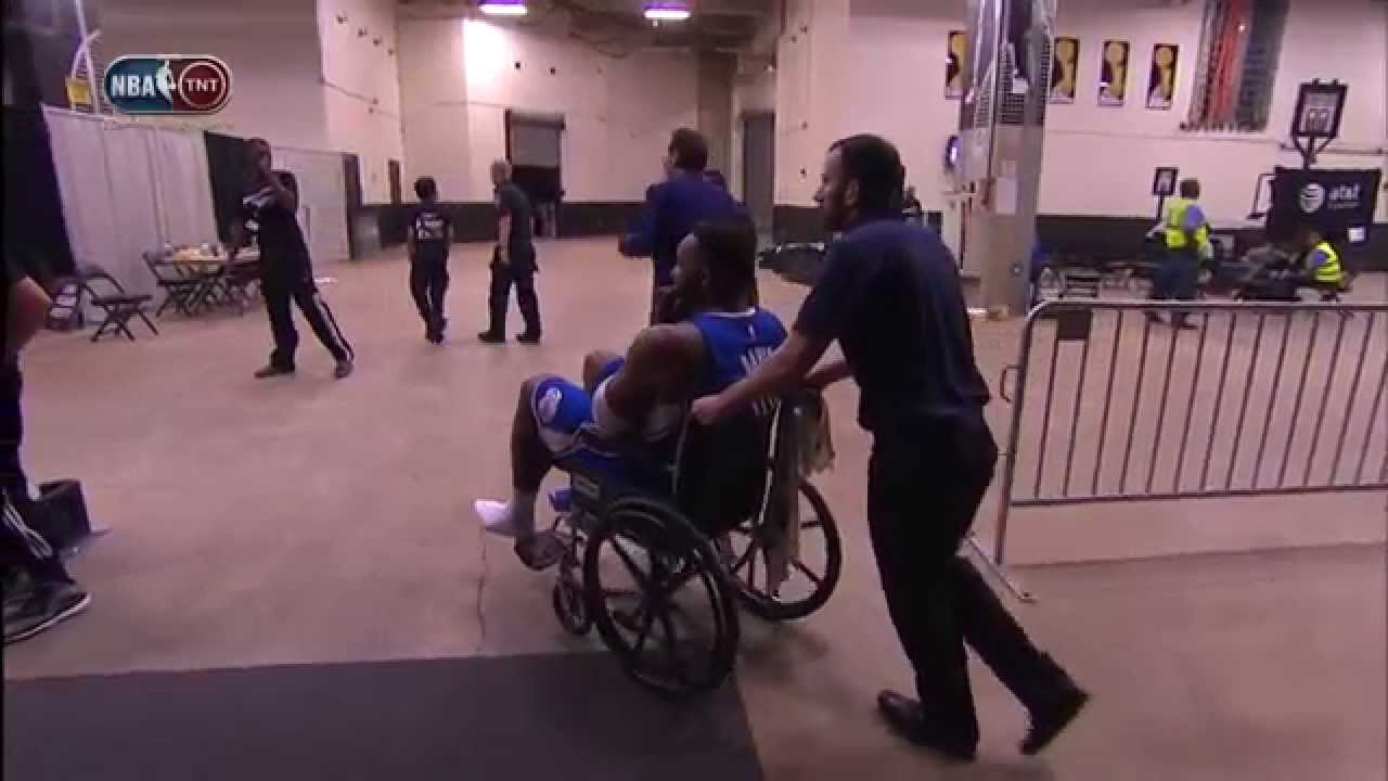 Glen Davis blessé à la cheville