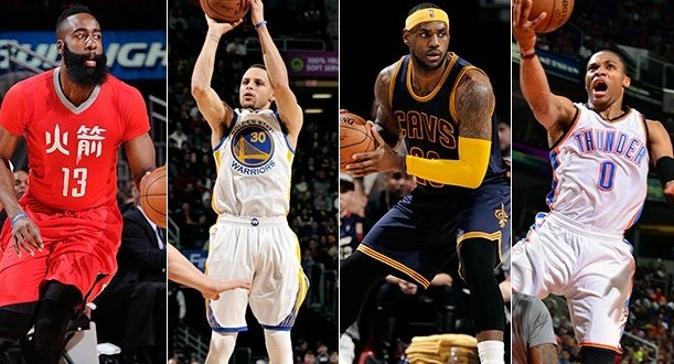La NBA annonce les All-NBA Teams !