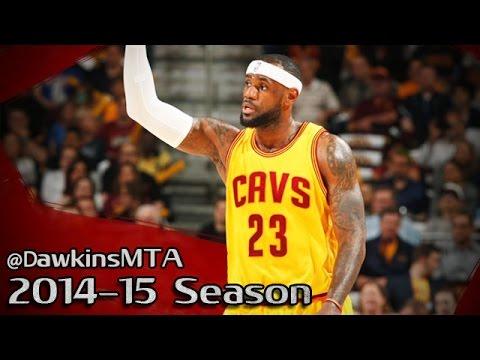 Highlights : les 33 pts, 8 rbds et 5 pds de LeBron James dans le match 2