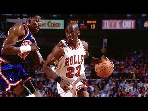 Il a 22 ans Michael Jordan écœurait les Knicks avec 54 points
