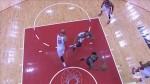 Jeff Teague berne totalement la défense des Wizards