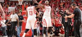 Chiffres du jour: des records de tirs à trois points; 1er quart recordpour les Rockets