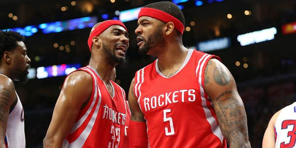 josh smith et corey brewer