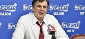 Kevin McHale tire un bilan positif de la saison des Rockets