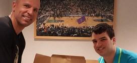 Insolite : 14 ans après, Jason Kidd accepte l'invitation d'un fan