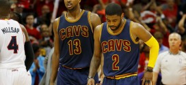 Kyrie Irving incertain pour le game 3