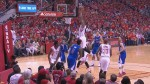 La jolie claquette dunk de Terrence Jones