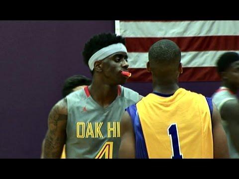 La mixtape de Dwayne Bacon, second meilleur arrière du pays et futur joueur de FSU