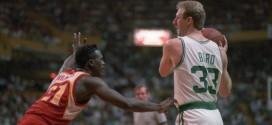 Il y a 27 ans: le duel légendaire entre Larry Bird et Dominque Wilkins