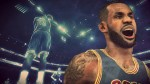 Le buzzer beater de LeBron James en version NBA 2K15