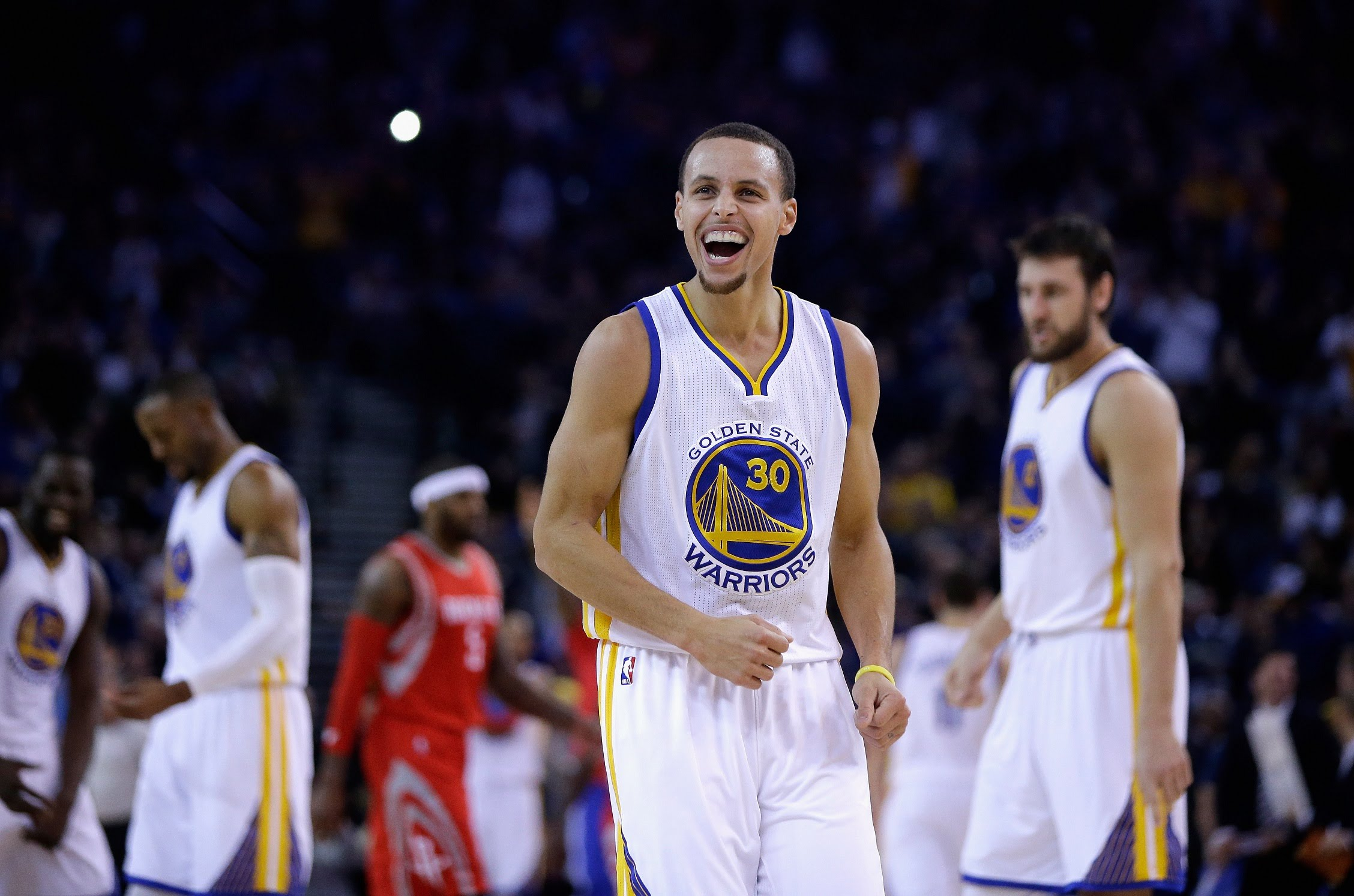 Le top 10 des passes décisives de Stephen Curry cette saison