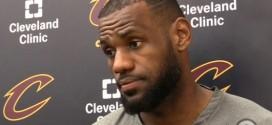 LeBron James : « Pour gagner, il faut sacrifier son bien-être physique »