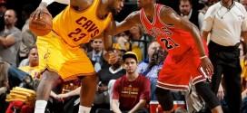 LeBron James (33 pts) hausse le ton et Cleveland retrouve la victoire