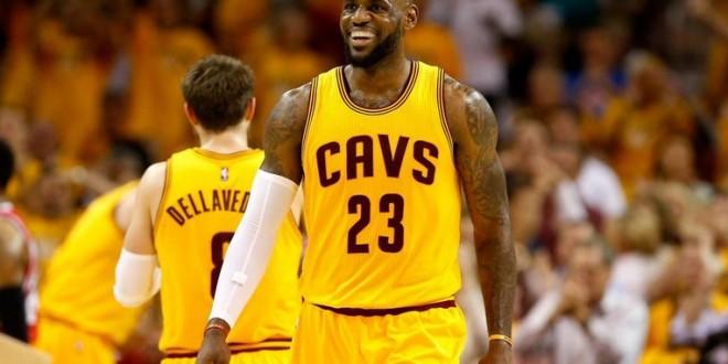 Cleveland de retour en Finales NBA !