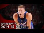 Les highlights de Blake Griffin: 26 points, 14 rebonds et 13 passes