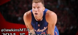 Les highlights de Blake Griffin: 26 points, 14 rebonds et 13 passes