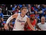 Les highlights de Blake Griffin: 28 points et 8 rebonds