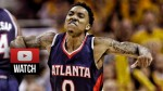 Les highlights de Jeff Teague: 30 points et 7 passes