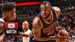 Les highlights de LeBron James au Game 6: 15 points, 9 rebonds et 11 passes
