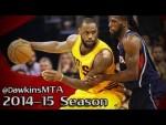 Les highlights de LeBron James au game 3: 37 points, 18 rebonds et 13 passes