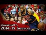 Les highlights de LeBron James lors du Game 2: 30 points, 11 passes et 9 rebonds
