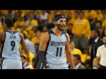 Les highlights de Mike Conley: 22 points à 8/12 et 3 passes