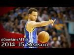 Les highlights de Stephen Curry: 33 points, 8 rebonds et 5 passes