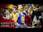 Les highlights de Stephen Curry: 32 points points dont 8 3-pts et 10 passes