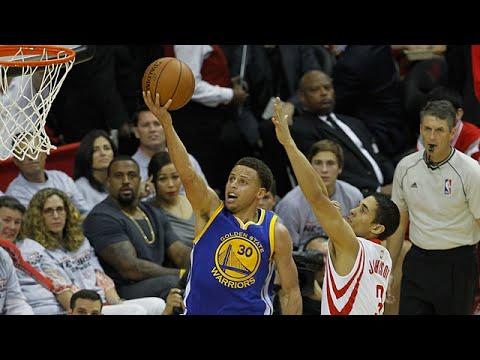 Les highlights de Stephen Curry: 40 points à 7/9 à 3-pts et 7 passes