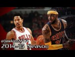 Les highlights du duel Derrick Rose (30 pts, 7 ast) – LeBron James (27 pts, 14 asts)