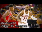 Les highlights du duel Jimmy Butler (20 pts, 6 adts) – LeBron James (16 pts, 15 rbds, 9 asts)