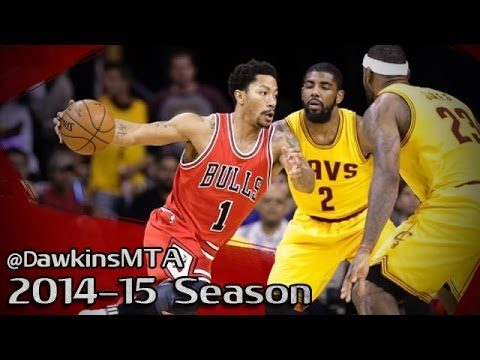 Les highlights du duel Kyrie Irving (21 pts) – Derrick Rose (14 pts, 10 asts)