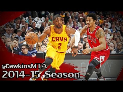Les highlights du duel Kyrie Irving (25 pts et 5 asts) – Derrick Rose (16 pts, 9 rbds, 7 asts)