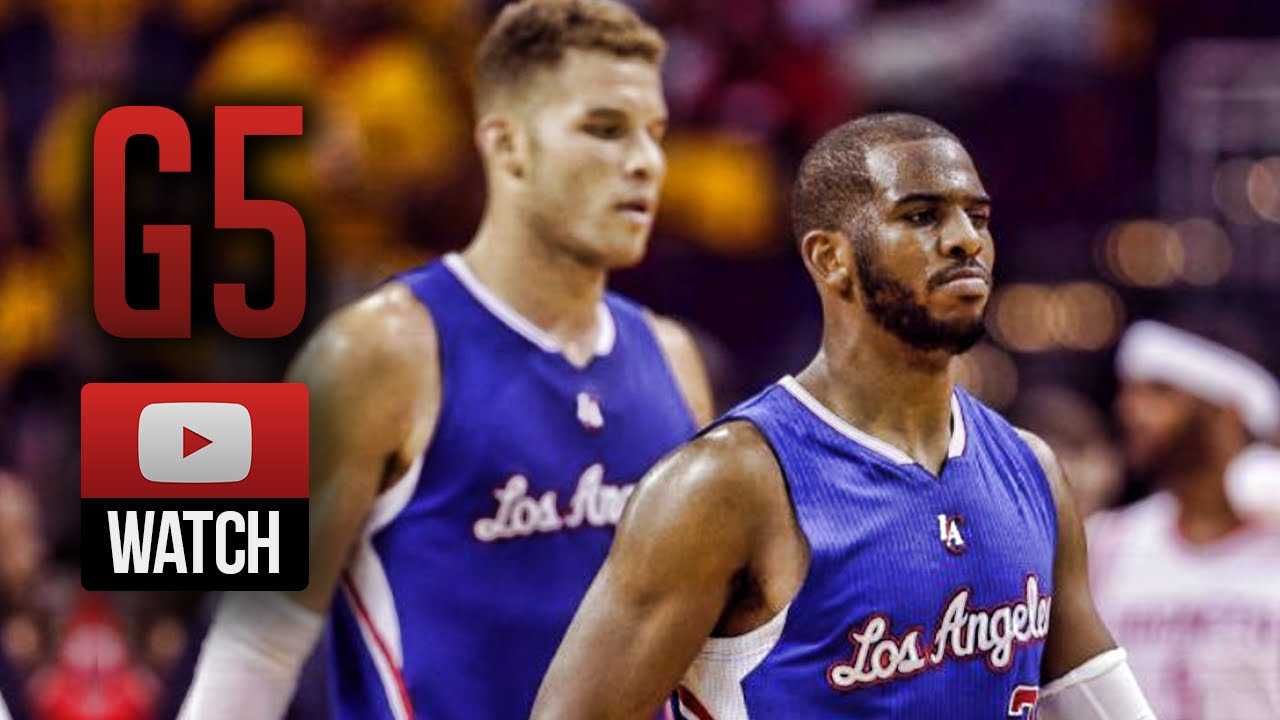 Les highlights du duo Blake Griffin (30 pts, 16 rbds) – Chris Paul (22 pts, 10 asts)