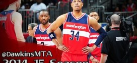 Les highlights du trio John Wall (18 pts, 13 asts) – Bradley Beal (28 pts) – Paul Pierce (19 pts)