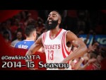 Les highlights du duo James Harden (31 pts, 8 asts)- Trevor Ariza (22 pts à 6/12 à 3-pts)