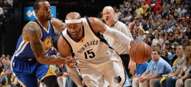Les highlights du duo Marc Gasol (21 pts, 15 rbds, 5ctrs) – Vince Carter (16 pts)