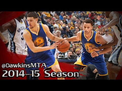 Les highlights du duo Stephen Curry (23 pts) – Klay Thompson (20 pts)