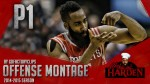 Les highlights offensifs de James Harden cette saison (Part 1)