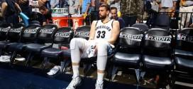 Spurs, Lakers, Mavs et Knicks sur Marc Gasol