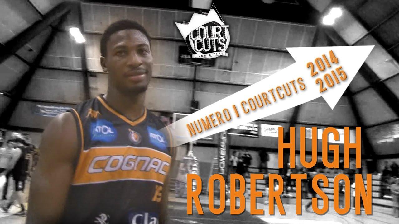 Mixtape:Hugh Robertson, Numéro 1 CourtCuts 2015