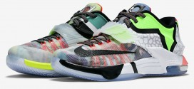 Kicks: les Nike KD 7 'What The'