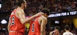 Les Bulls conservent un goût amer de leur fin de match