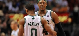 Avery Bradley: j'aimerais que Paul Pierce revienne aux Celtics