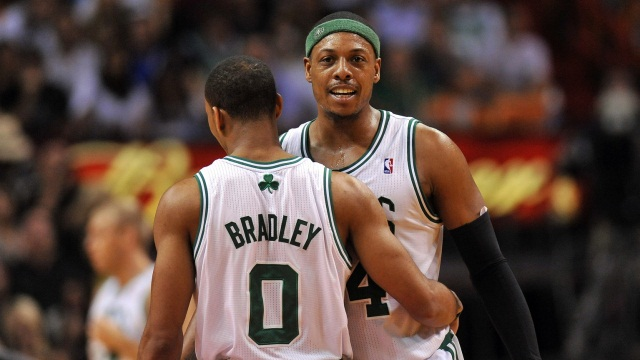 paul pierce et Avery Bradley
