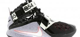 Kicks: desAir Jordan 13 et des Nike Zoom Soldier 9 'Quai 54′