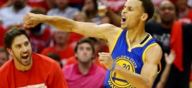 Stephen Curry (40 pts) assomme les Rockets : +35 et 3-0 !